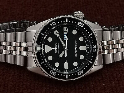 $ CDN136.01 • Buy Seiko Scuba Diver 7s26-0030 Skx013k2 Automatic Men's Watch Serial Number 031309