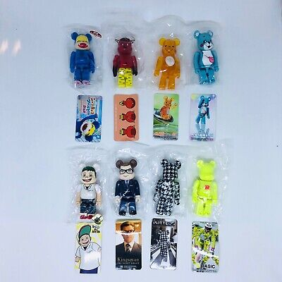 $100 • Buy NEW MEDICOM BEARBRICK LOT BE@RBRICK Series 29 31 33 36 SECRET KINGSMAN EGGSY