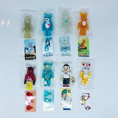 $100 • Buy NEW MEDICOM BEARBRICK LOT BE@RBRICK Series 30 31 32 33 SECRET VINYL FIGURE