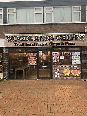 Fish & Chip & Pizza Shop Leasehold For Sale • 55,000£