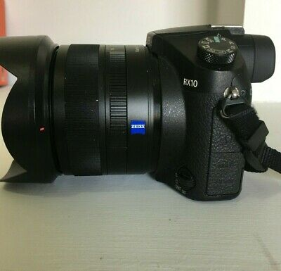 View Details Sony Cyber-shot DSC-RX10 Mk1 20.2MP Digital Camera Zeiss Lens Great Condition • 325.00£
