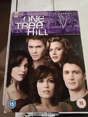 One Tree Hill - Series 1-5 - Box Sets. Amazing Value. • 8£