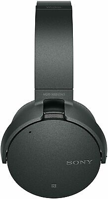 Sony MDR-XB950N1B Wireless Noise Cancelling Extrabass Headphones - Black • 130£