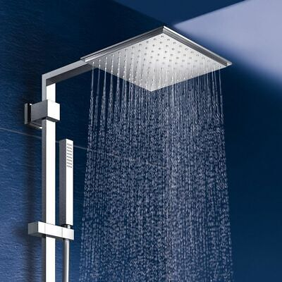 GROHE EUPHORIA CUBE 150 Square Rain Shower Head Chrome  • 75£