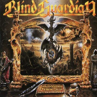 Blind Guardian - Imagination From The Other Side (2cd Digipak) New Sealed • 5.75£