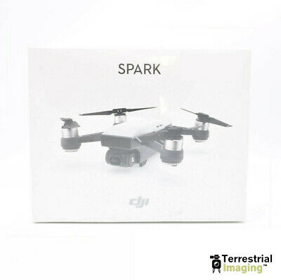 AU586.79 • Buy DJI Spark Alpine White