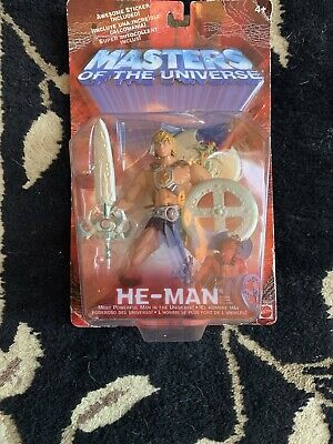 $25 • Buy Masters Of The Universe He-man 2001