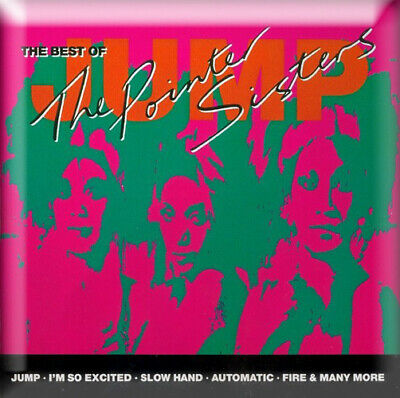 Jump: Best Of The Pointer Sisters - POINTER SISTERS CD  • 2.44£