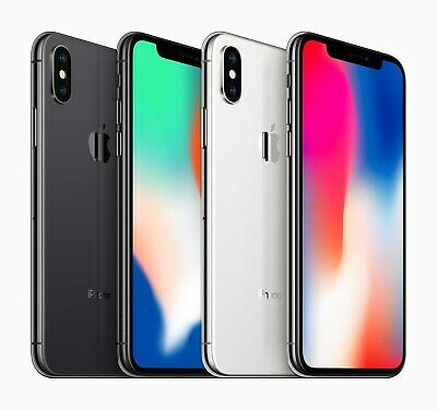AU475 • Buy Apple IPhone X 256GB/64GB Space Grey/Silver AU SELLER - FREE EXPRESS SHIPPING