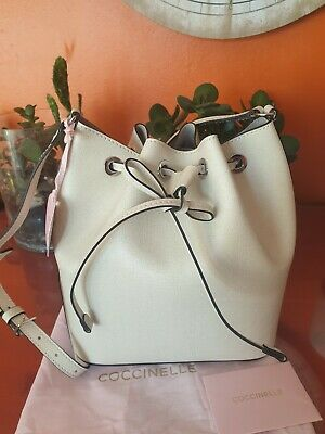 Coccinelle Leather Bag • 75£