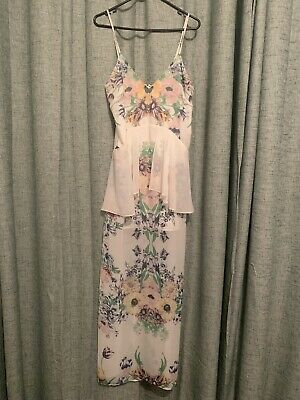AU50 • Buy Alice McCall Floral Maxi Dress Size 12