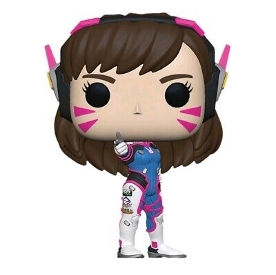 AU17.95 • Buy Overwatch D.Va Pop! Vinyl Figure