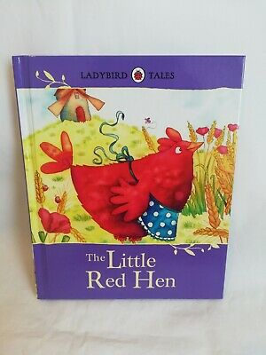 VGC Ladybird Tales The Little Red Hen Hardcover Kids Reading Books • 3.99£