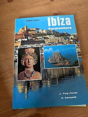 Ibiza English Tourist Travel Guide • 2£