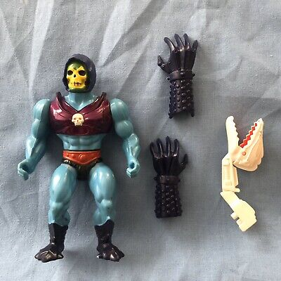 $100 • Buy Vintage Masters Of The Universe Terror Claws Skeletor Motu Heman He-man