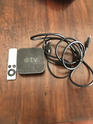 AU35.50 • Buy Apple TV (2nd Generation) Media Streamer - A1378