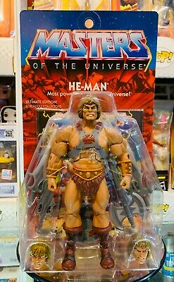 $295 • Buy MOTUC He-Man Ultimates (Masters Of The Universe Classics) Super7