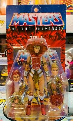 $195 • Buy MOTUC Teela Ultimates (Masters Of The Universe Classics) Super7