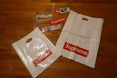 $ CDN13.32 • Buy Supreme New York Sticker + Bag Lot What You See Is What You Get Look Fast Ship 1
