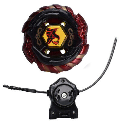 £5.95 • Buy BB111 Mercury Anubius Fusion Masters Metal Beyblade With Launcher Battle Booster