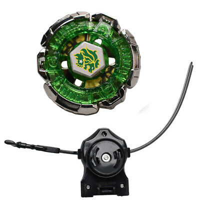 £5.99 • Buy Rapidity BB106 L-Drago Fusion Masters Metal Beyblade With Launcher Starter Set