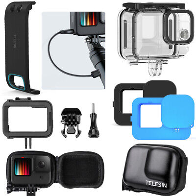 $ CDN16.42 • Buy Protective Housing Case Cover Shell For GoPro Hero 9 Action Camera Accessories