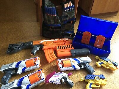 AU41 • Buy NERF GUNS And Accessories, Bulk Lot