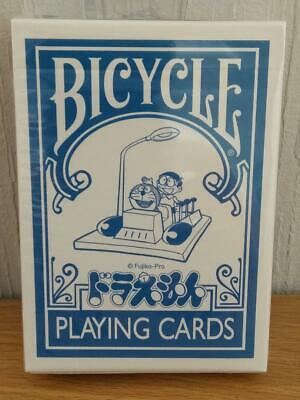 $58.58 • Buy Doraemon X Bicycle 50th Anniversary Limited Trump Bearbrick Playing Cards New