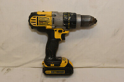 $50 • Buy DeWALT DCD985 1/2  Cordless HammerDrill With Battery DCB207