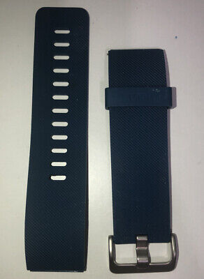 $ CDN8.04 • Buy Fitbit Blaze Accessory Band, Classic, Blue , Large - Replacement Band - Original