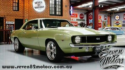 AU89900 • Buy 1969 Chevy SS Supercharged Camaro Coupe Suit RS 67 68 Chevrolet Buyer