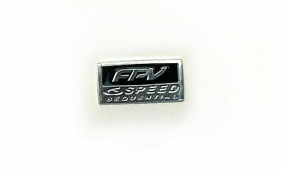 AU12 • Buy 6 Speed Auto Gear Surround Insert Badge For Bf Fpv F6/gt/pursuit/typhoon