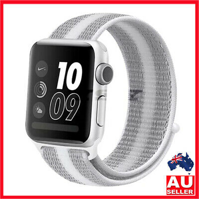 AU6.50 • Buy Apple Watch Series 6 5 4 3 2 1Nylon Wooven Band 38 40 42 44mm