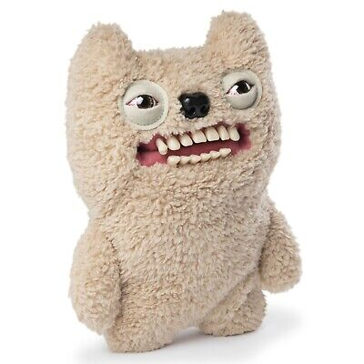 $ CDN38.05 • Buy Spin Master FUGGLER Funny Ugly Monster Medium White Toothblock Brand New