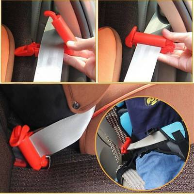 Child Toddler Seat Safety Clip Strap Fixed Lock Buckle Car Seat Belts Slip  Clip • 2.85£