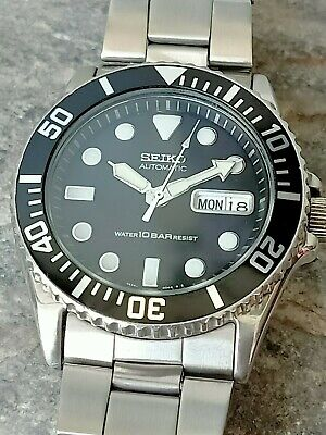 $ CDN402.23 • Buy Seiko Diver 7s26-0040 Skx031k Submariner Automatic Men's Watch Serial N: 762666