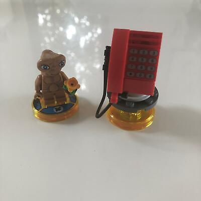 AU42.49 • Buy LEGO Dimensions 71258 | E.T. Fun Pack | Used 100% Complete