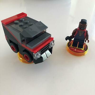 AU24.99 • Buy LEGO Dimensions 71251 | The A-Team Fun Pack | Used 100% Complete