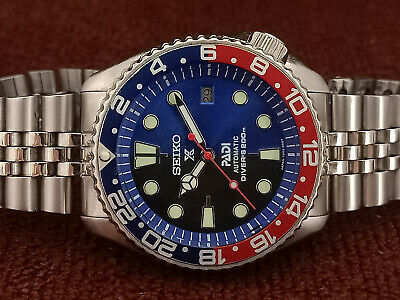 $ CDN117.99 • Buy Vintage Prospex Padi Modded Seiko Diver 7002-7000 Automatic Men's Watch 522410