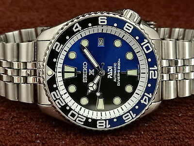 $ CDN91.17 • Buy Vintage Prospex Padi Modded Seiko Diver 7002-700a Automatic Men's Watch 080940
