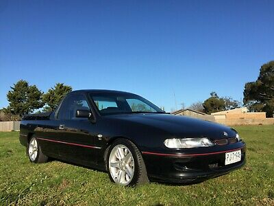 AU12000 • Buy 1999 Vs Holden Commodore Ute V8 Series 3 250kms Good Condition With Rwc & Rego