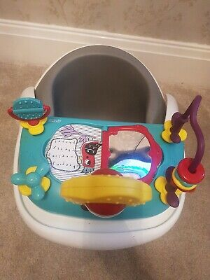 Mamas And Papas Baby Snug Activity Tray Support Booster Seat Feeding • 40£