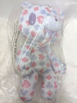 UK SELLER Chax GP Gloomy Bear Pink Purple Trumpy Poker 48cm Pink RARE Japan NEW • 59£