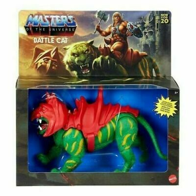 $23.10 • Buy Walmart Exclusive Masters Of The Universe Origins Battle Cat He-man Mattel