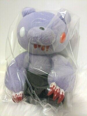 UK SELLER Chax GP Gloomy Bear Halloween Purple Hulk Plush 22cm RARE Japan • 49£