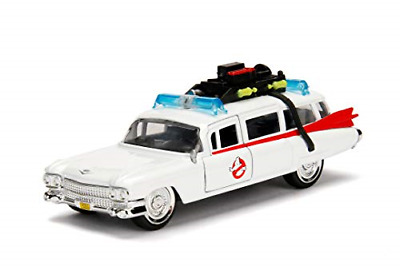 Jada- Ghostbusters Car ECTO-1 Metal 1:32 Collection, White 253232000 • 22.73£