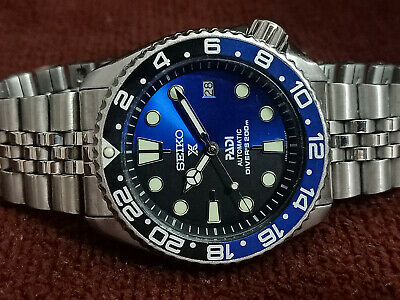 $ CDN54.56 • Buy Vintage Prospex Padi Modded Seiko Diver 7002-7000 Automatic Men's Watch 3d3069