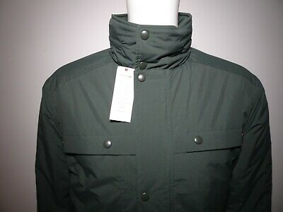 Lacoste Men's Quilted Jacket/coat Extremely Rare Silver Croc Size Fr 50/4 Large  • 119.99£