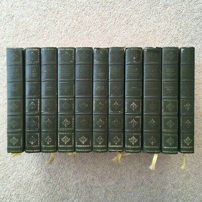 Charles Dickens Complete Works Heron Books 11 Book Bundle Centennial Edition • 38£