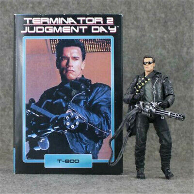 £28.99 • Buy NECA Terminator 2 Judgment Day T-800 Ultimate Deluxe Arnold 7  Action Figure Toy